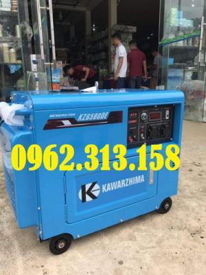 Máy phát điện chạy dầu 5kw công nghệ Nhật chất lượng nhất hiện nay cho gia đình