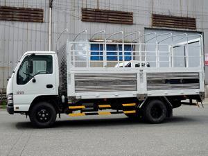Xe tải ISUZU 1.9 tấn thùng mui bạt - Trả trước 100 triệu, giao xe ngay