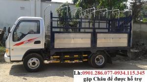 Bán Xe Tải Jac 2.4 tấn - mua xe tải Jac 2T4 + trả góp 80%+ JAC 2t4 xetai