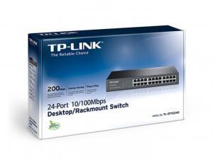2018-08-23 08:37:30  5 Bộ chia mạng TP-Link TL-SF1024D hàng mới 100%, chính hãng 100%,  Bảo hành 2 năm, và có giao hàng miễn phí. Chia mạng 24 Cổng TP-Link TL-SF1024D, bảo hành 24 tháng 800,000