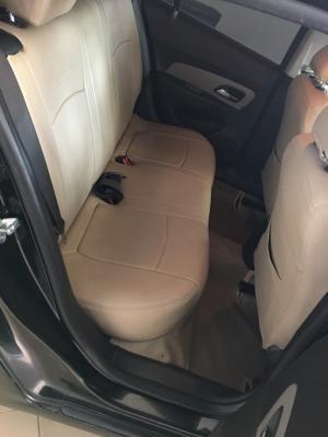 Chevrolet Cruze LT 2016, số sàn, màu đen, xe cá nhân, tặng 100% trước bạ