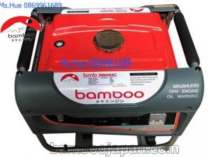 Máy phát điện BmB 3600C chạy xăng 2,5kw