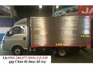 Chuyên kinh doanh xe tải nhẹ 1500kg/ JAC 1.5 tấn/ Jac 1t5+ Thùng Kín jac x5+ trả góp 80% - Salon Kiên giang