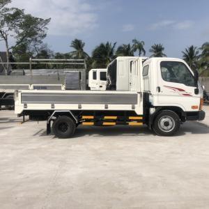 Xe Tải 2.5 tấn thùng lửng Hyundai N250