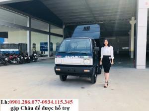 Thông số Xe tải Suzuki Truck Ben-xe tự đỗ+ Trả Góp 80%+ Khuyến Mãi khủng+ SUZUKI Kiên Giang