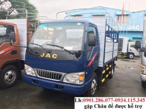Cần Bán xe tải Jac thùng lững- Jac 4.95 tấn...