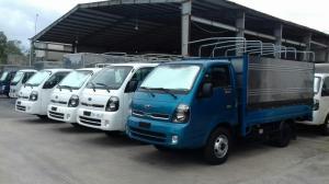 Xe tai Kia 2.4 tấn mới 2018 / Xe tải Kia k250 thùng mui bạt