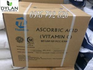 Vitamin C nguyên liệu