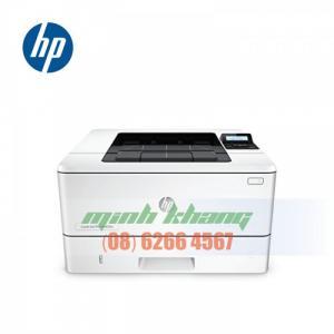 Máy in 2 mặt, kết nối mạng HP 402dn