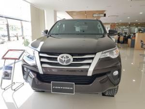 Toyota Fortuner 2.4G 2018 Máy Dầu Nhập Khẩu Đủ Màu Giao Ngay Tại HCM