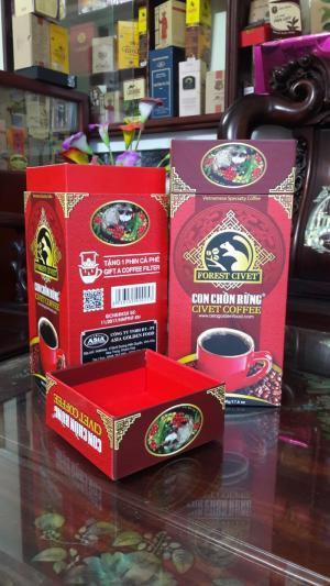 In hộp quà trà cà phê, bánh mứt…đẹp,giá rẻ