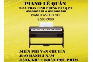 Piano Casio Px700