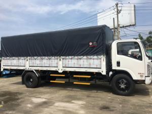 Isuzu vào thành phố 1 tấn 9 / thùng dài 6 mét...