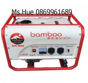 Máy phát điện BamBoo BmB 4800C Le gió tự động AVR