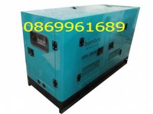 Máy phát điện BamBooBmB 18800A 3 pha 19kva