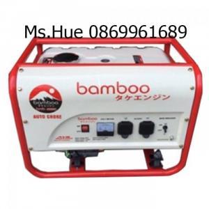 Máy phát điện BamBoo BmB 4800E Le gió tự động AVR