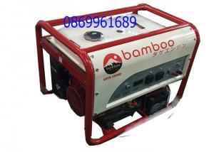 Máy phát điện ( không bánh xe, không chống ồn): BmB 11000Ex Le gió tự động AVR 9,5kw