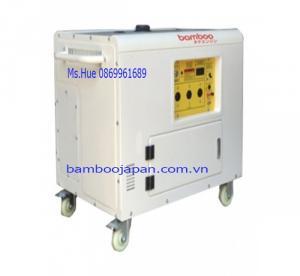 Máy phát điện BmB 12000E Le gió tự động AVR 9,5kw