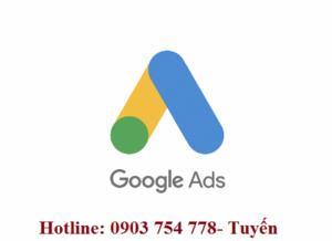 Quảng cáo trang nhất google