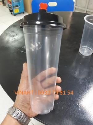 Ly Nhựa Nắp Tim Hàng Việt Nam