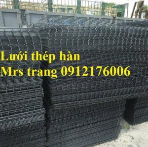 Lưới thép hàn D6 a200 giá tốt tại Hà Nội