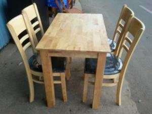 Bộ bàn ghế ăn NỘI THẤT THỜI THƯỢNG