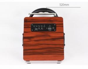 PKCB-05 Loa gỗ Super Bass HIFI Stereo speaker