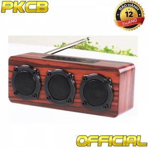 PKCB-03 Loa gỗ Super Bass HIFI Stereo speaker