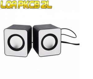 - PKCB 2L-Loa nghe nhạc máy tính 2 loa hàng nhập khẩu