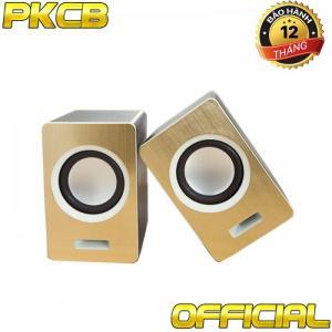 Loa nghe nhạc máy tính 2 loa giá rẻ PKCB-HS