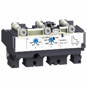 Trip unit - TMD - 160 A - 3 poles 3d - LV430430