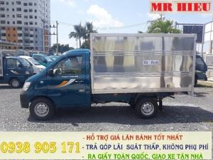 Bán Xe Towner 990 Thùng Kín Tải Trọng 990kg, Đời 2018, Towner990 Euro IV