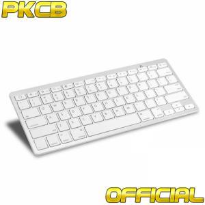 Bàn phím bluetooth giá rẻ nhập khẩu sang trọng smart keyboard PKCB - 3001