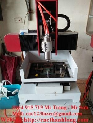 Nơi nào bán máy CNC khắc kim loại uy tín nhất miền Bắc?