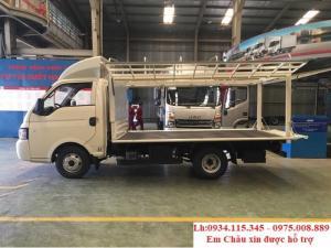 JAC X SERIES dòng xe tải nhẹ 990kg (X99) – 1.25 tấn (x125) – 1.49 tấn (x150)+ Trả Góp 80%