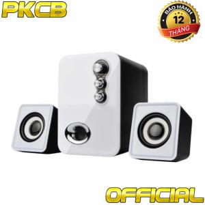 Loa vi tính PKCB-3N chuẩn HIFI nhập khẩu máy tính điện thoại Speakers