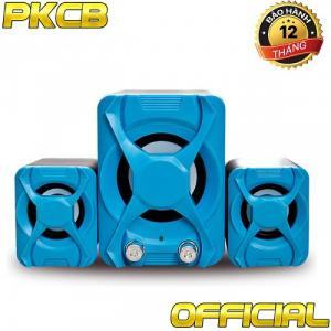 Loa nghe nhạc điện thoại,tivi, máy tính PKCB-X3 nhập khẩu cao cấp Computer Speaker
