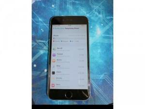 Iphone 6 lock 128gb (không cần sim ghép )