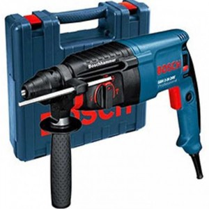 Giá Máy khoan bê tong Bosch GBH 2-26DRE, máy khoan cầm tay khoan gạch, khoan théo, khoan gỗ