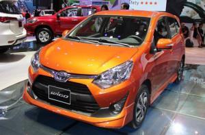 Toyota Wigo 2018 Số Sàn Nhập Khẩu Indonesia, Mua Trả Góp Vay 90% Xe Đến 9 Năm