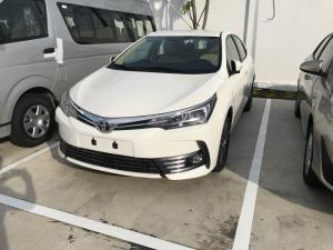 Báo Giá Khuyến Mãi Toyota Altis 2019 1.8E Số Tự Động, Hỗ Trợ Trả Góp Lãi Suất Ưu Đãi