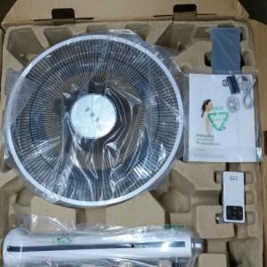 Quạt tích điện DC Inverter