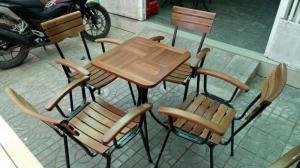 Ghế cafe fansifan giá rẻ