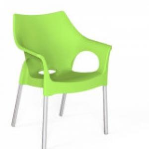 Ghế nhựa chân sắt kiểu dáng sang trọng mai nguyễn