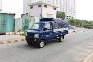 Xe tải Dongben mui bạt nhập khẩu 810kg