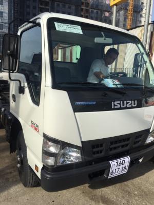 Xe tải 1 tấn 4 thùng kín ISUZU QKR77FE4 Sx năm 2018