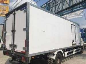 Xe tải HINO 8 tấn thùng bảo ôn thùng dài 9m8