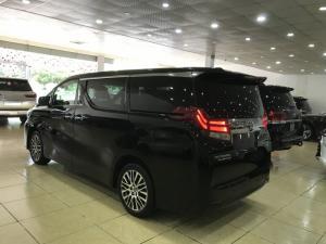 Bán Toyota Anlphard Executive Lounge 3.5 Nhập châu âu,sản xuất 2016, mới 100%,xe giao ngay.