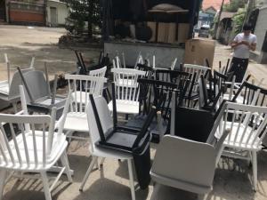Ghế sông tiện cafe giá rẻ Mai Nguyễn