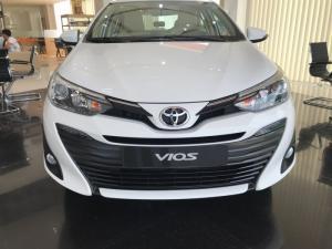 Toyota Vios G 2018 - Chìa Khóa Khởi Động Thông Minh - 7 Túi Khí - Hỗ trợ trả góp